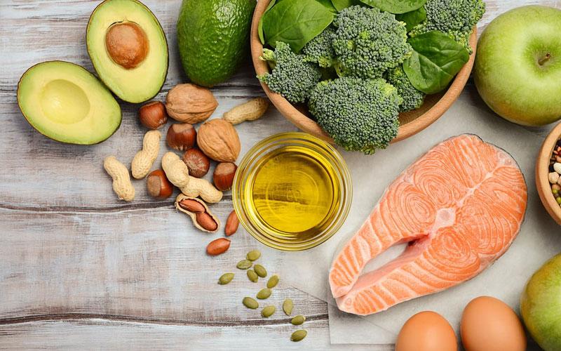 Bổ sung axit béo omega-3 từ thực phẩm